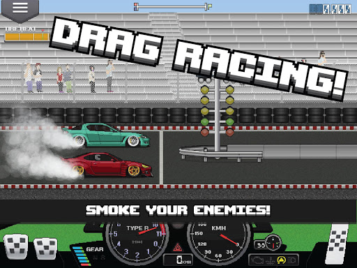 Pixel Car Racer 1.1.80 Screenshots 13