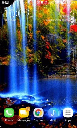 Waterfall Magic Live Wallpaper 3 screenshots 2