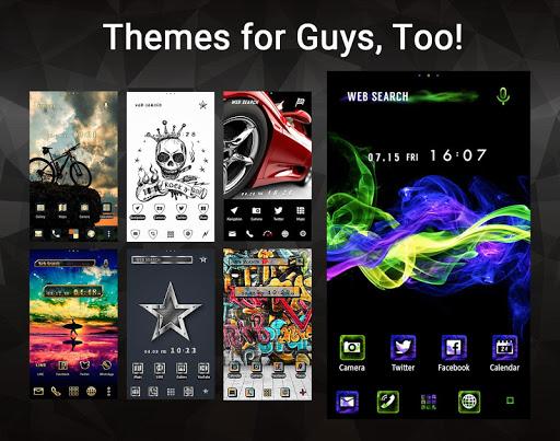 Wallpaper Theme +HOME Launcher 3.9.60 Screenshots 4