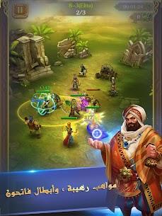 Desert Conquests Mod Apk-  Arab Legend (Unlimited Money) 9