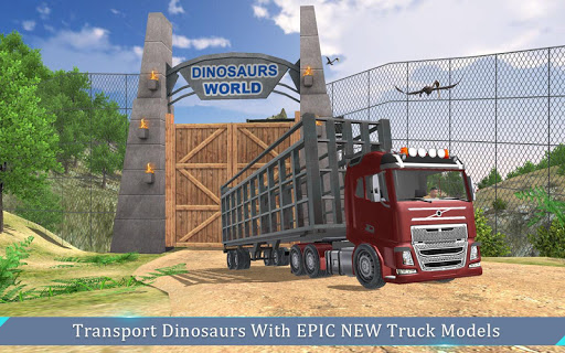 Angry Dinosaur Zoo Transport 2 1.4 screenshots 1