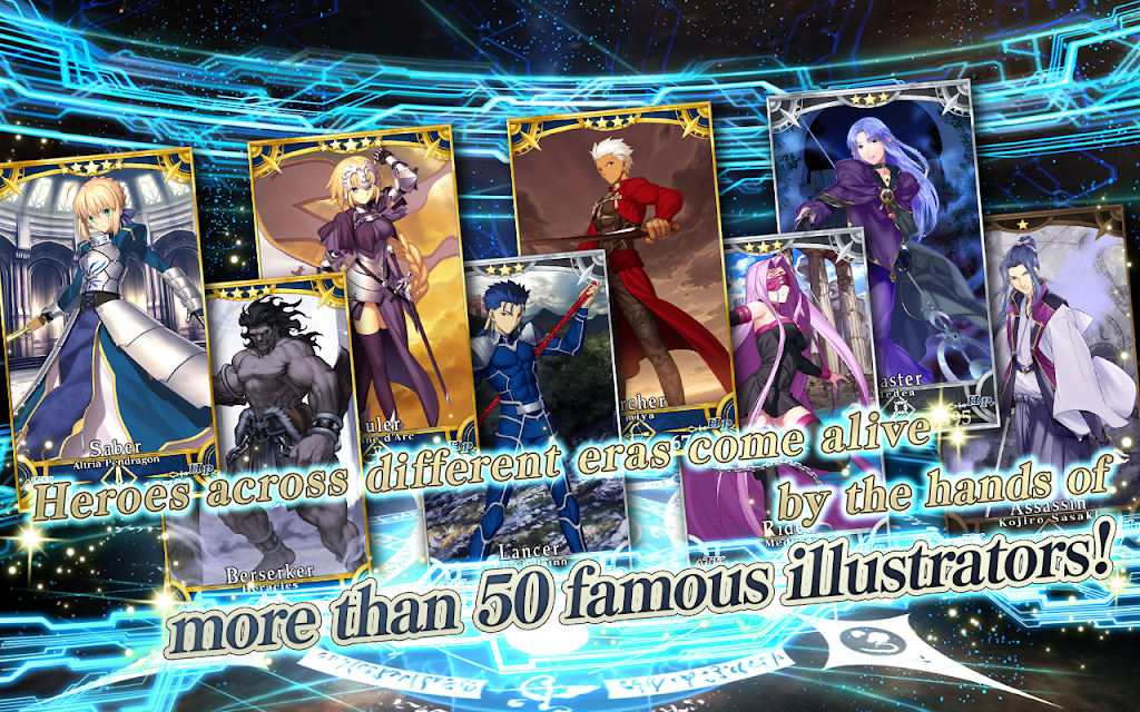 Fate/Grand Order (English) – Apps on Google Play poster 9
