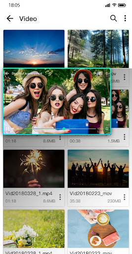 Music player & Video player with equalizer android2mod screenshots 8