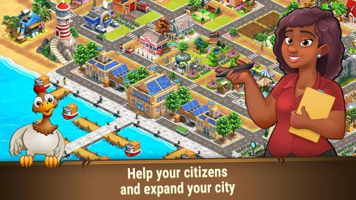 Farm Dream - Village Farming Sim modavailable screenshots 5