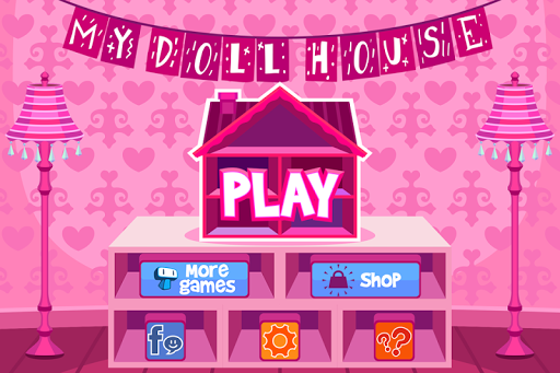 My Doll House - Make and Decorate Your Dream Home screenshots 5
