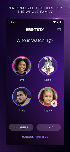 HBO Max: Stream and Watch TV, Movies, and More screenshots 6