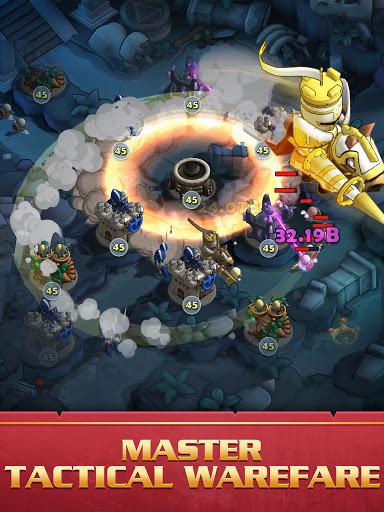 Mini War: Pocket Defense modavailable screenshots 16