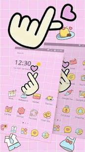 Pink Finger Love Romantic Theme 1.1.3 Mod + Data Download 2