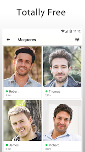Mequeres – Free Dating App & Flirt and Chat 4