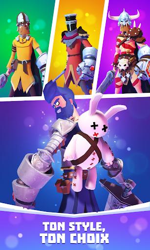 Code Triche Knighthood APK Mod screenshots 1