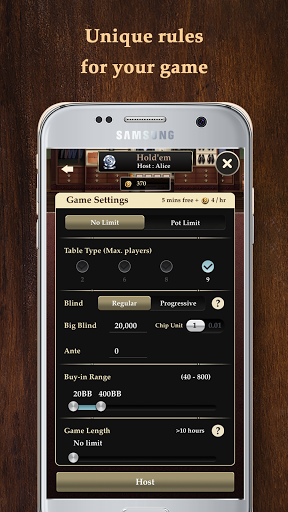 Pokerrrr 2 - Poker with Buddies Apkfinish screenshots 4