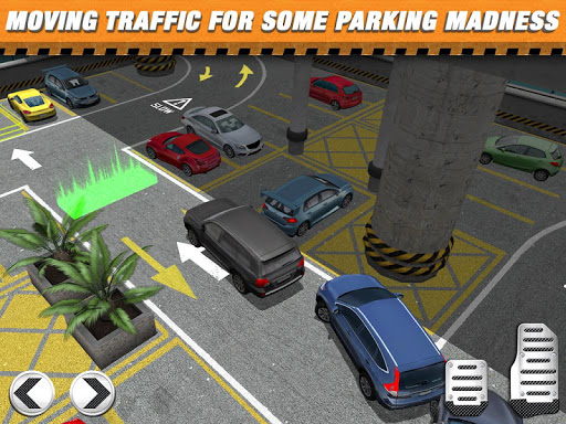 Multi Level Car Parking Game 2 android2mod screenshots 13