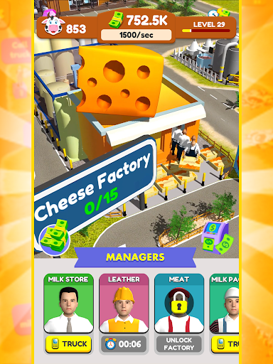 Milk Inc. screenshots 21