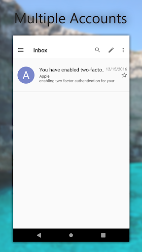 Sync for iCloud Mail  screenshots 1