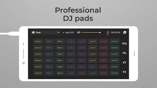 DJ Loop Pads 3.9.19 Screenshots 1