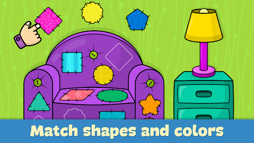 Shapes and Colors u2013 Kids games for toddlers modavailable screenshots 6