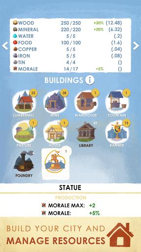 Keep Craft - Your Idle Civilization 1.3 screenshots 3