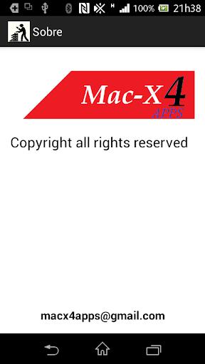 Calcula Construção Free For PC Windows (7, 8, 10, 10X) & Mac Computer Image Number- 9