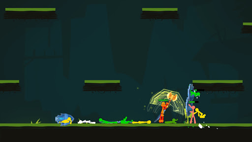 Stickman Exile Hero apkslow screenshots 2