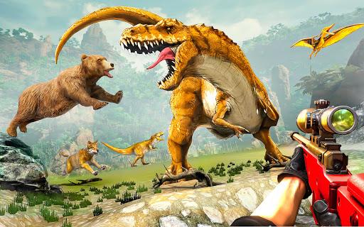 Jurassic Dinosaur Hunting Simulator: Hunting Game  screenshots 7