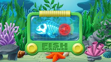 Mermaid: underwater adventure
