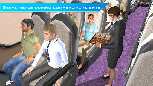 US Airplane Pilot: City Flight 1.0 screenshots 5