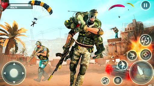 Bravo Shooter: Gun Fire Strike Apkfinish screenshots 1