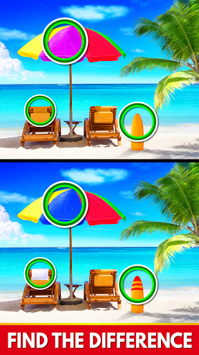 Find The Differences - Spot it 1.4.0 screenshots 1