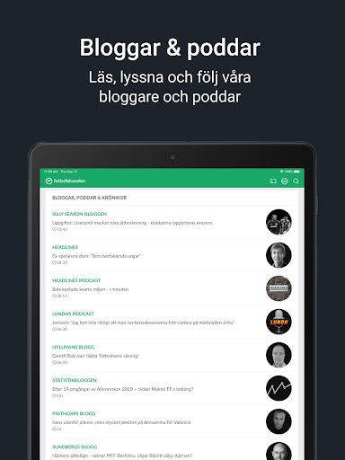 Fotbollskanalen 1.13.6 screenshots 12