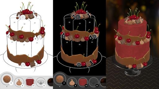 Cake Coloring 3D  Pc-softi 5