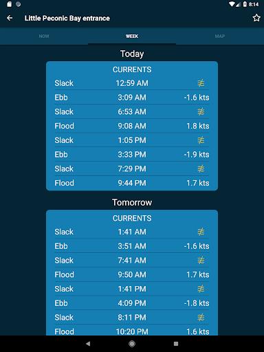 Tides Near Me - Free 3.3.3.2 Screenshots 13