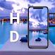 HD Wallpaper-Luxury Beach