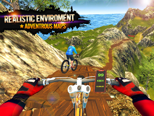 MX Offroad Mountain Bike 1.1 screenshots 2