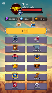 Simplest RPG Game – Online Edition Mod Apk 2.0.3 (Free Shopping) 8