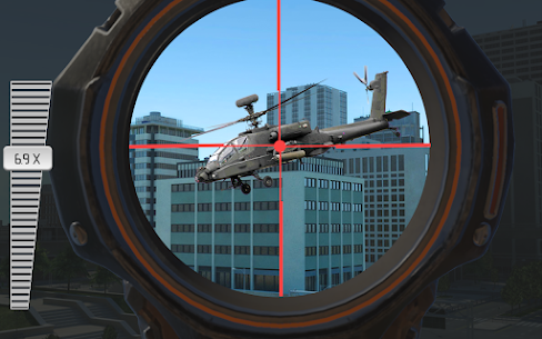 Modern Sniper Shot 3D For Android 3