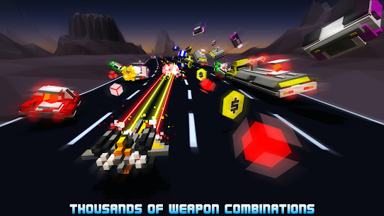 Hovercraft: Takedown MOD APK 1.6.3 (Unlimited Money) 3
