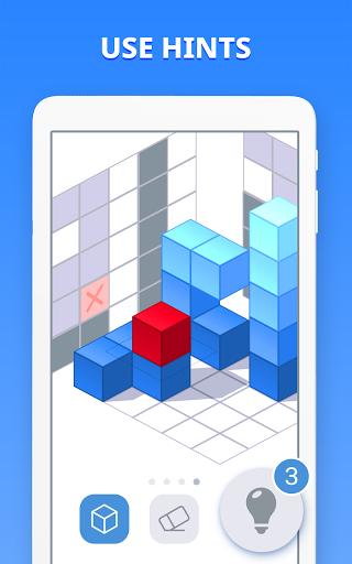 Isometric Puzzle - Block Game 1.0.6 screenshots 7