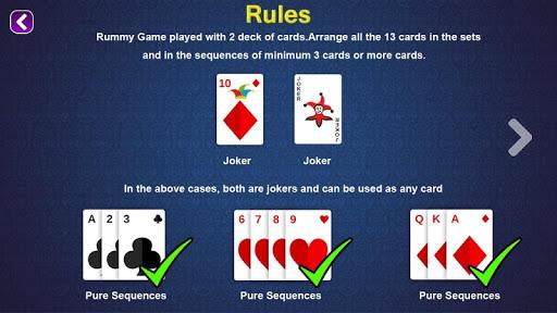 Rummy offline King of card game 1.1 Screenshots 13