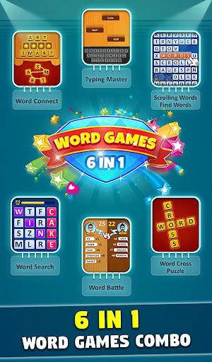 Typing Master - Word Typing Game , Word Game 2.5 Screenshots 1