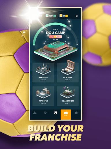 World Football Manager 2021 - Become the Top GM! Apkfinish screenshots 13