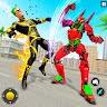 Robot VS Superhero Fighting Game game apk icon