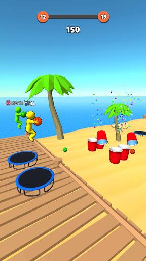 Jump Dunk 3D 2.0 screenshots 4