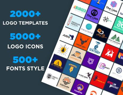Logo Maker - Free Graphic Design & Logo Templates  poster 16