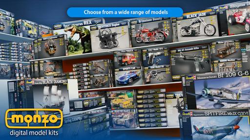 MONZO - Digital Model Builder 0.5.0 Screenshots 1