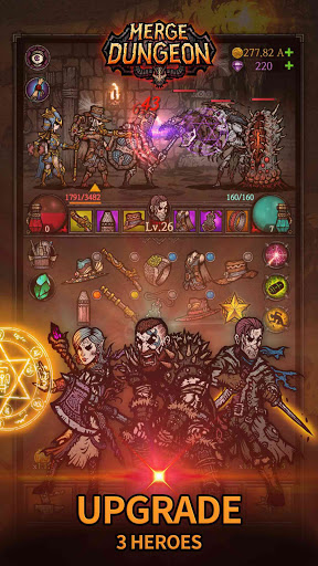 Merge Dungeon 2.3.1 screenshots 4