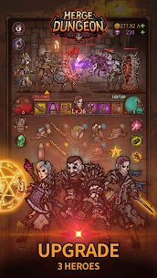Merge Dungeon Mod Apk (Unlimited Gold/Diamonds) 4
