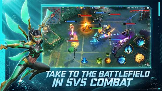 MARVEL Super War screenshots apk mod 4