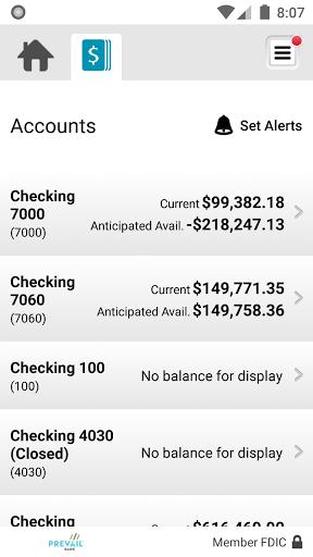 Prevail Business App  screenshots 4