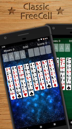 FreeCell Solitaire Free - Classic Card Game  screenshots 9