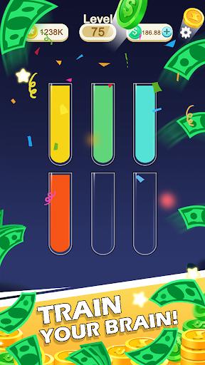 Colour Sort Puzzle 1.1.0 screenshots 1